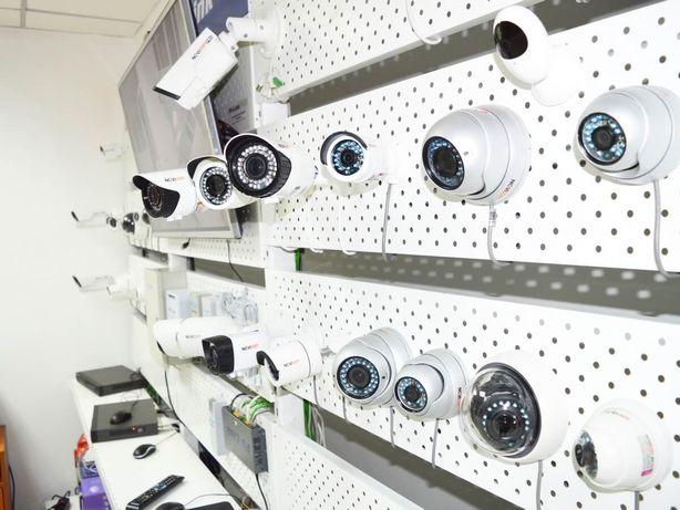 Видеонаблюдения,  системы безопасности