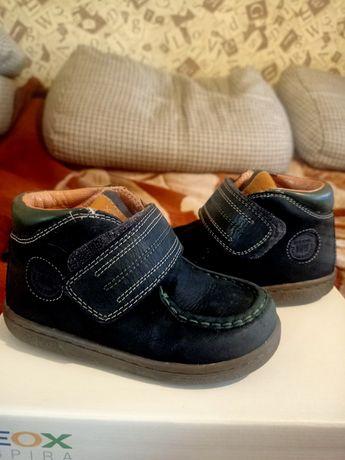 Продам ботинки Geox осенние