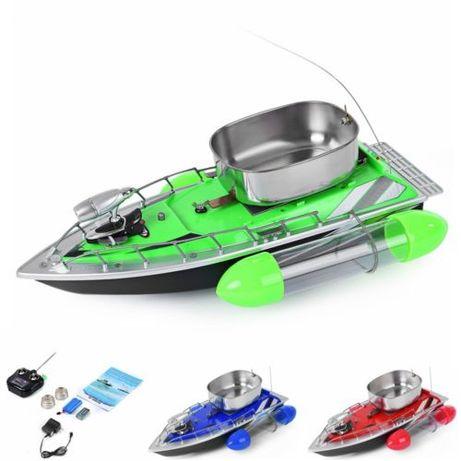 Лодка за захранка за риболов , 200м реален обхват