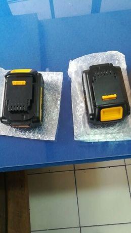 Продавам 5ah  батерия за Dewalt 18 V
