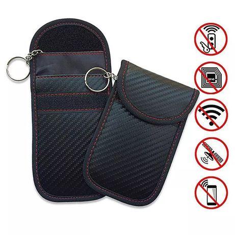RFID Блокиращ кейс калъф за безконтактен ключ на автомобил