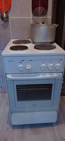 трехкомфорочная плита