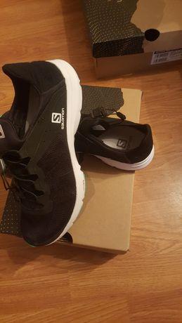 Pantofi SALOMONAmphib Bold W 406823 20 V0 Black/White/Electric