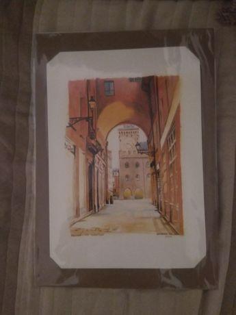 Две картини/снимки от Италия/Болоня