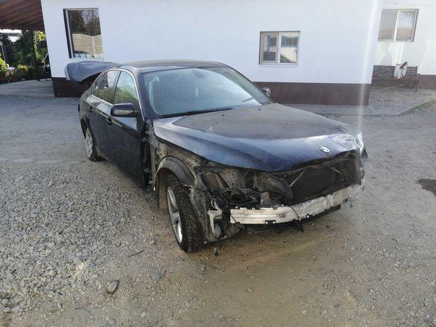 Dezmembrez BMW E60 520D M47 2005 163CP