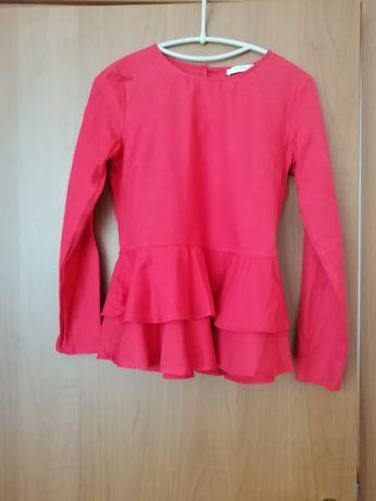 Червена блуза Reserved