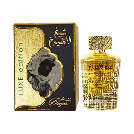 Parfum Arabesc Bon/Factura SHEIKH SHUYUKH Luxe Edition Arabesti Dubai