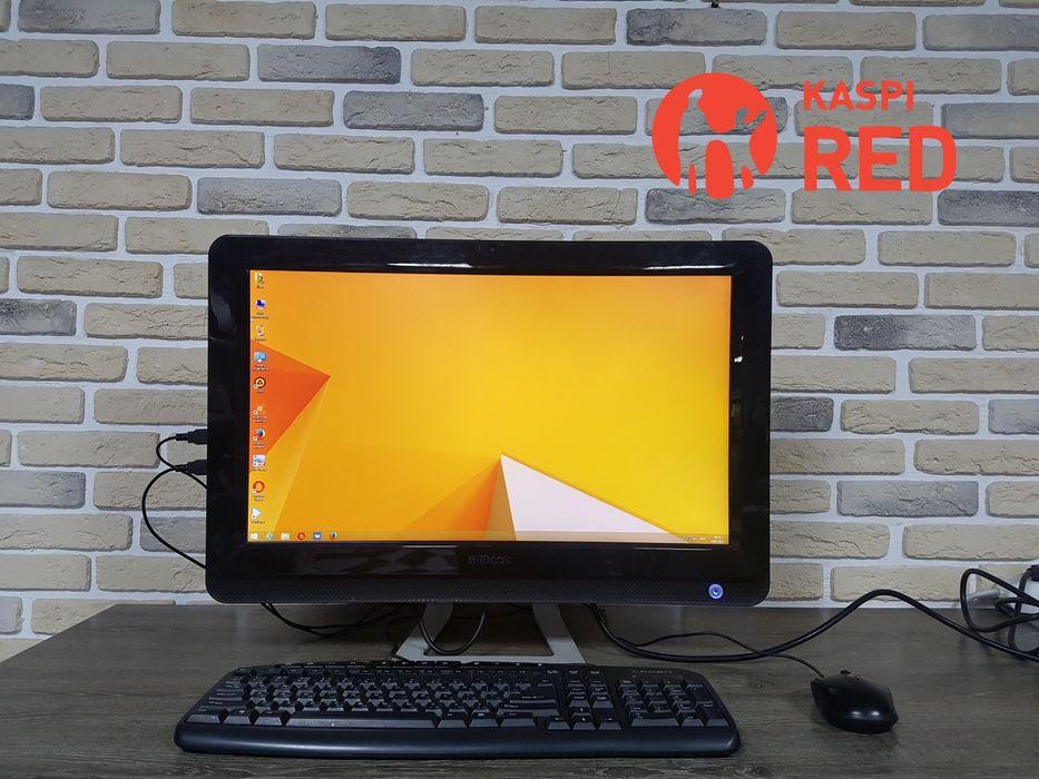 Моноблок Wibtek 21.5 Full HD разрешение Гарантия Год! Клавиатура мышь Алматы - изображение 1