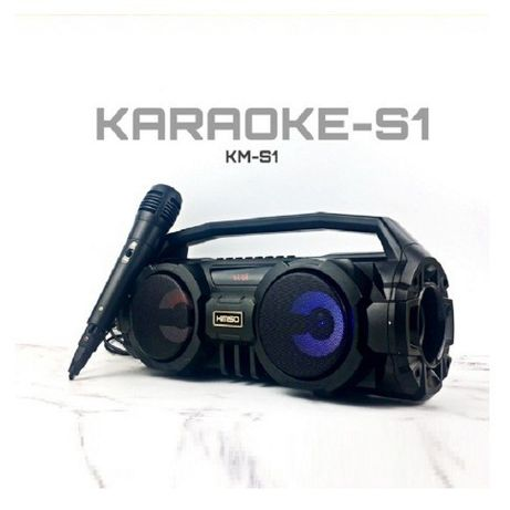 Музикална bluetooth уредба-противоударен дизайн KM-S1+Микрофон