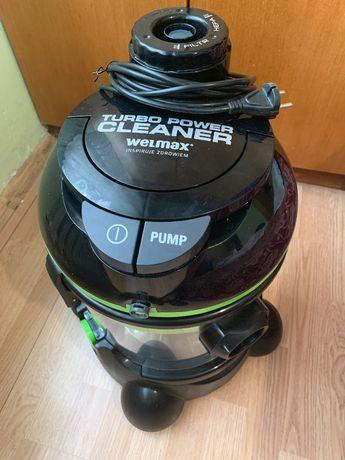 """Перяща прахосмукачка """"Turbo Power Cleaner"""""""