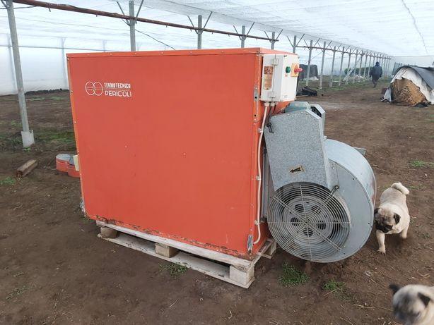 Generator aer cald