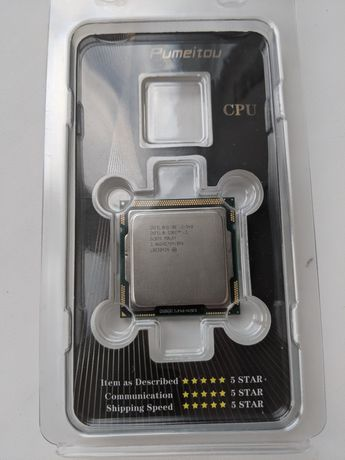 Продам процессоры i3 540 сокет 1156, i3 3220 сокет 1155