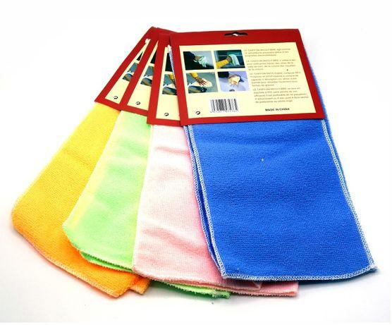 Микрофибърни кърпи