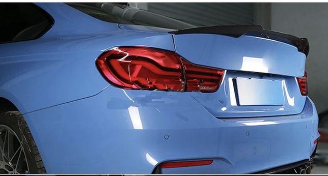 Negru Lucios * Eleron Lip Codita Portbagaj BMW F32 Seria 4 coupe