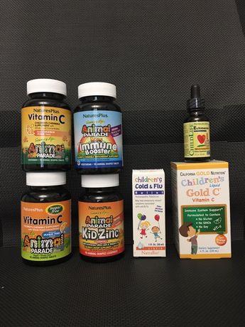 Витамины для взрослых и детей iHerb (айхерб)