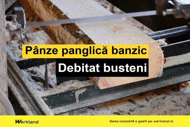 Panze panglica banzic busteni 4000x40x1.10x22.22 | Made in Germany