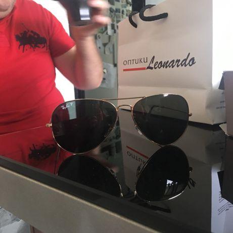 Оригинални очила Ray Ban закупени от оптика Леонардо