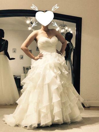 Rochie de mireasa 1.73 cm