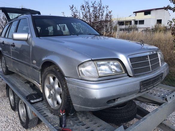Mercedes C220Cdi 611код