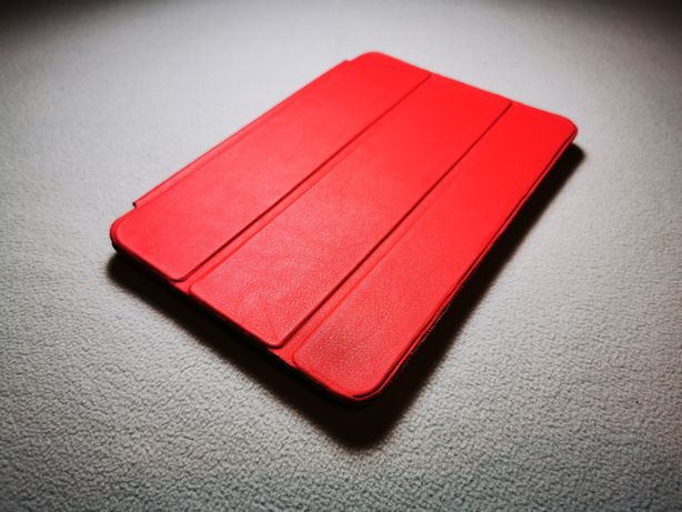 OFERTĂ! Husă Smart Case Apple iPad Mini 5 + CADOU | Roșu