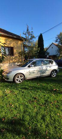 Mazda 3  cu webasto de fabrica