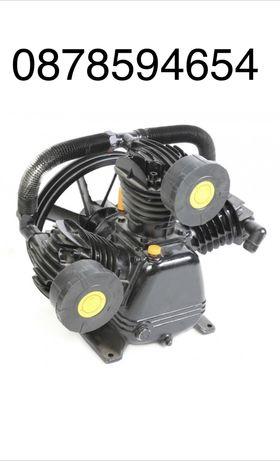 Глава за компресор 3 цилиндъра V-образен 750 л/мин