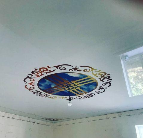 Натяжной потолок натяжные паталок