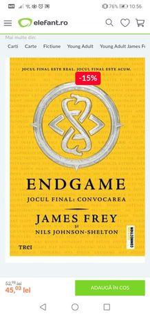 Endgame - Jocul Final - James Fray