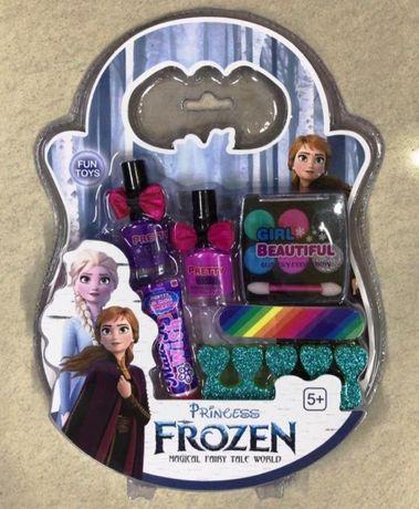 Детский набор косметики Холодное сердце Frozen два лака