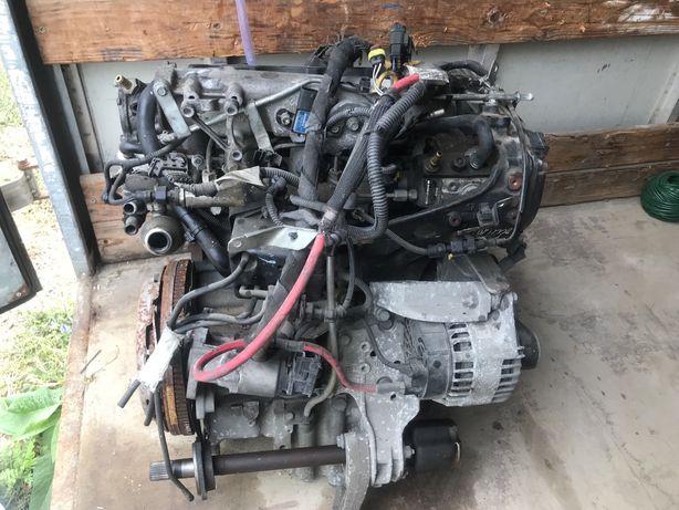 Motor 1.9 diesel fiat bravo 2007 88kw complect sau dezechipat