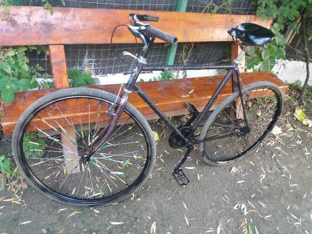 Bicicleta romaneasca