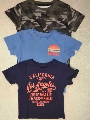 Нови тениски за момче- 3 бр.