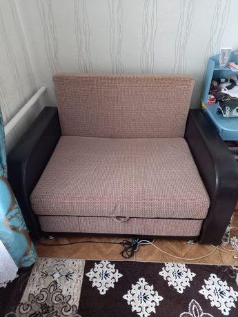 Мини диван раздвижной