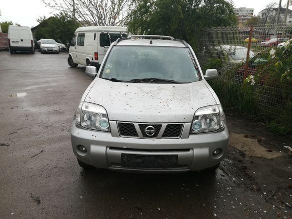 Nissan x-trail на части 2004год 136кс