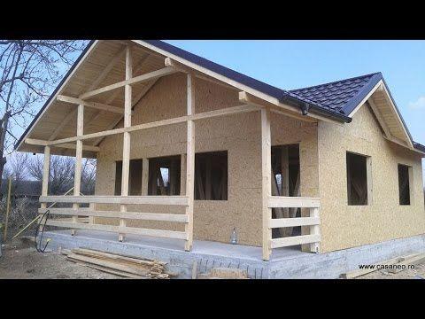 Vand căsuțe si cabane din lemn