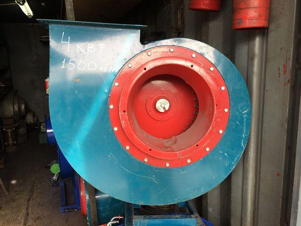 Улитка вытяжка вентилятор вентиляция электродвигатель мотор квт 380в