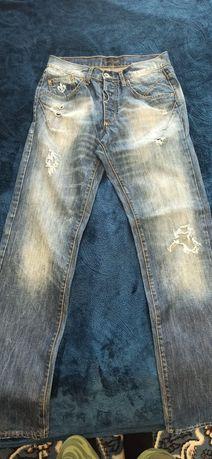 Немецкие мужские джинсы 48
