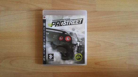 NFS Need For Speed Pro Street за PlayStation 3 PS3