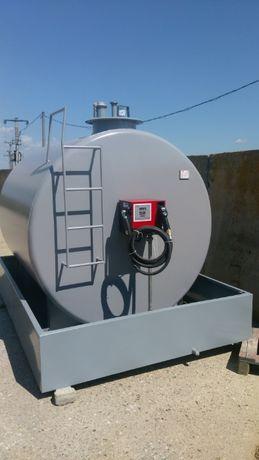 Rezervor motorina 9000L cu pompa Piusi