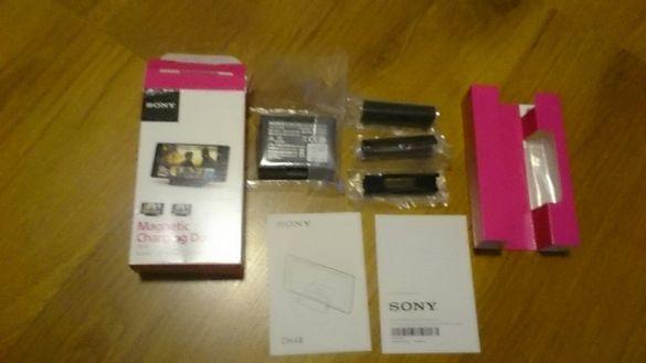 Продавам Sony DK48 зарядно