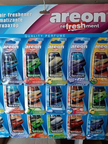 AREON ароматизаторы для авто и офиса