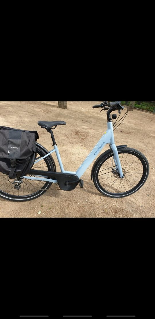 Bicicleta electrica ORBEA OPTIMA E50-model 2020