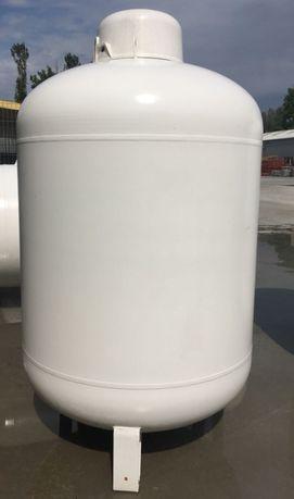 Rezervor/Bazin GPL suprateran vertical 1000 litri echipat complet
