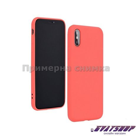 Кейс Forcell Silicone Lite за Huawei P40 Lite E, розов