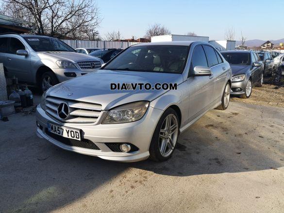AMG W204 На части Mercedes C Class В204 220 CDI 646 170к.с. Sport