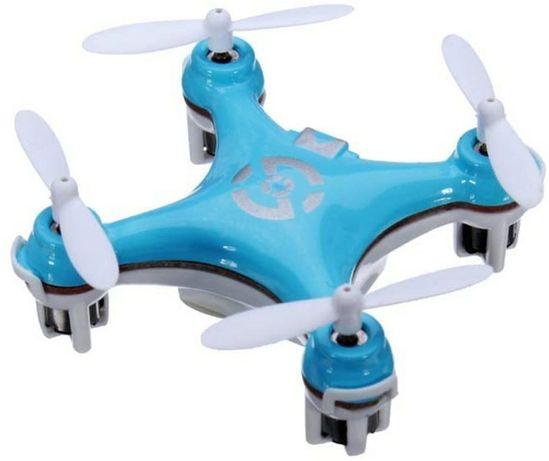 Mini drona Cheerson CX-10 RC Quadcopter. Cea mai mica drona din lume
