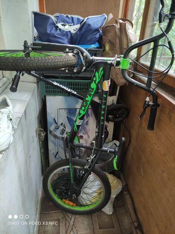 BMX FIDGET biwec бу в хорошем состоянии