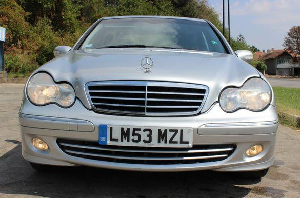 Mercedes W203 C220cdi OM646 Седан фейслифт НА ЧАСТИ / Мерцедес В203
