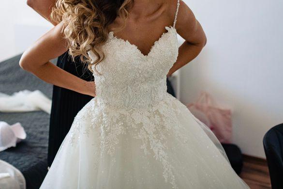 Сватбена бутикова  рокля