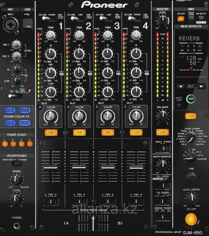 Пульт pioneer djm 850